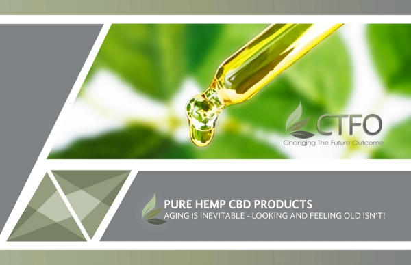 CTFO Pure Hemp Oil Products